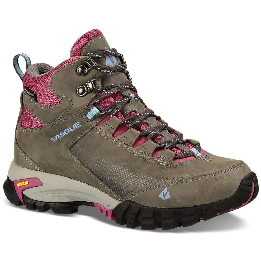 VASQUE Women's Talus Trek UltraDry™ Hiking Boots - GARGOYLE