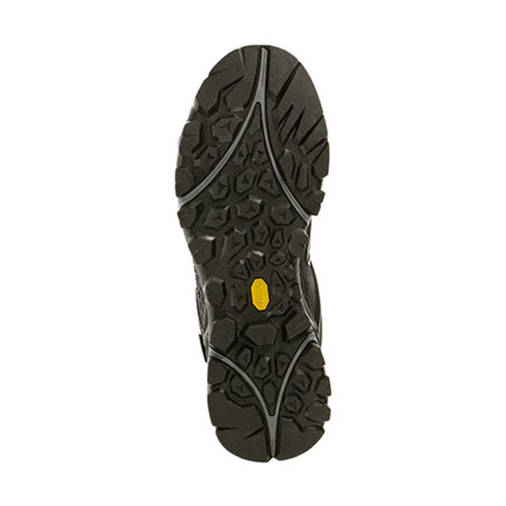 MERRELL Women's Capra Mid Sport GTX Hiking Boots, Black/Grey - BLACK/GREY