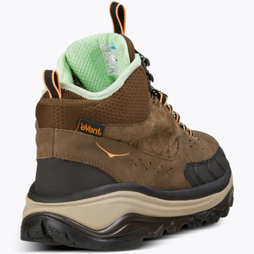 best service b3409 af35f HOKA ONE ONE Women's Tor Summit Mid WP Hiking Boots