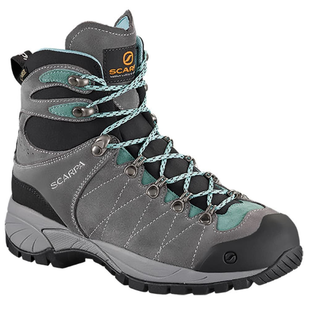 SCARPA Women's R-Evolution GTX Hiking Boots - SMOKE