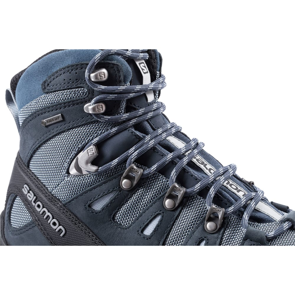 SALOMON Women's Quest 4D 2 GTX Backpacking Boots - BLUE