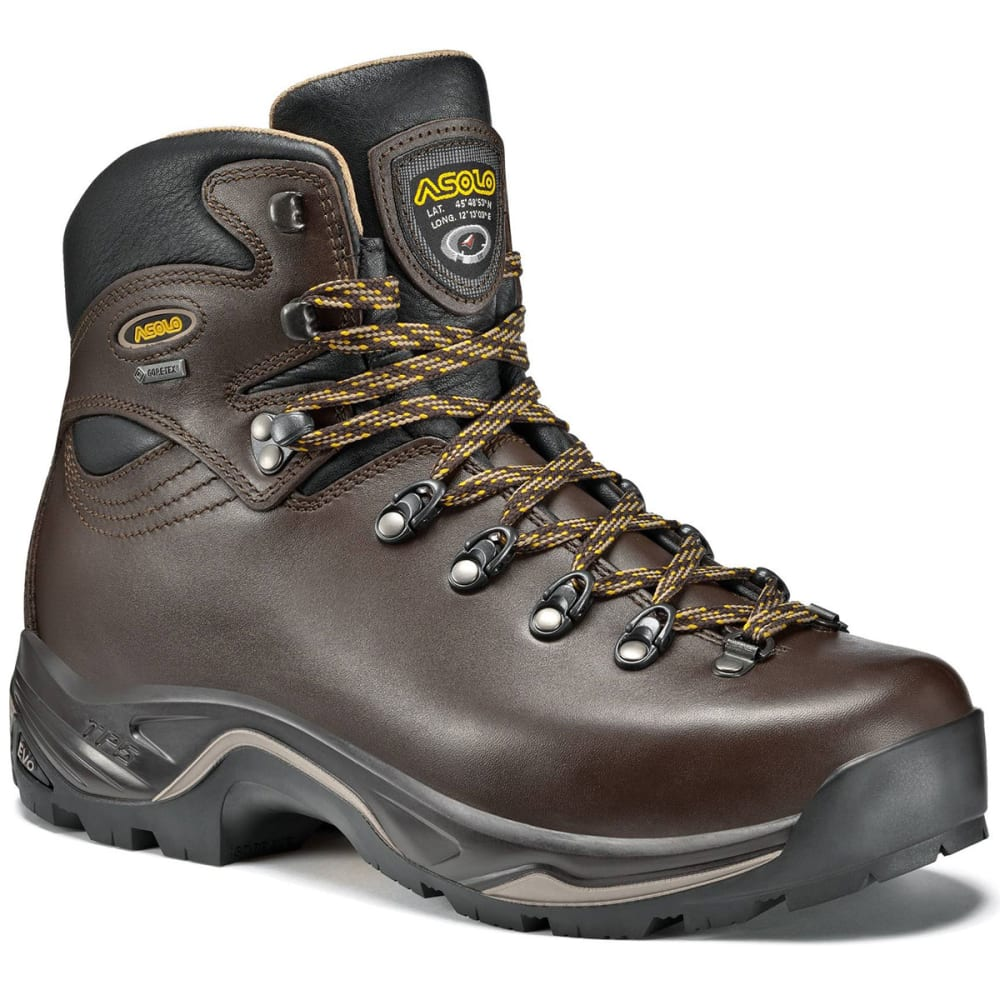 ASOLO Women's TPS 520 GV EVO Backpacking Boots - CHESTNUT BROWN
