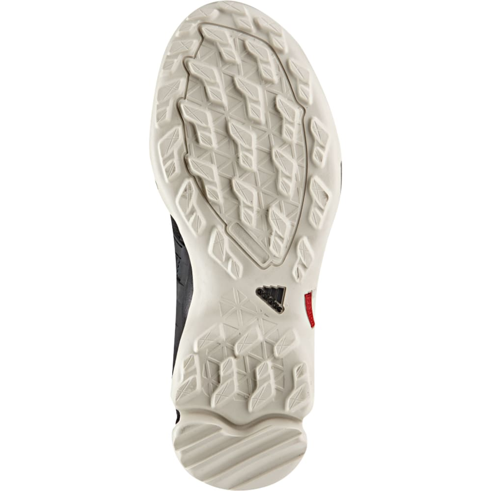 ADIDAS Women's Terrex Swift Mid GTX Hiking Boots - DKGRY/BLACK/SUPBLUSH