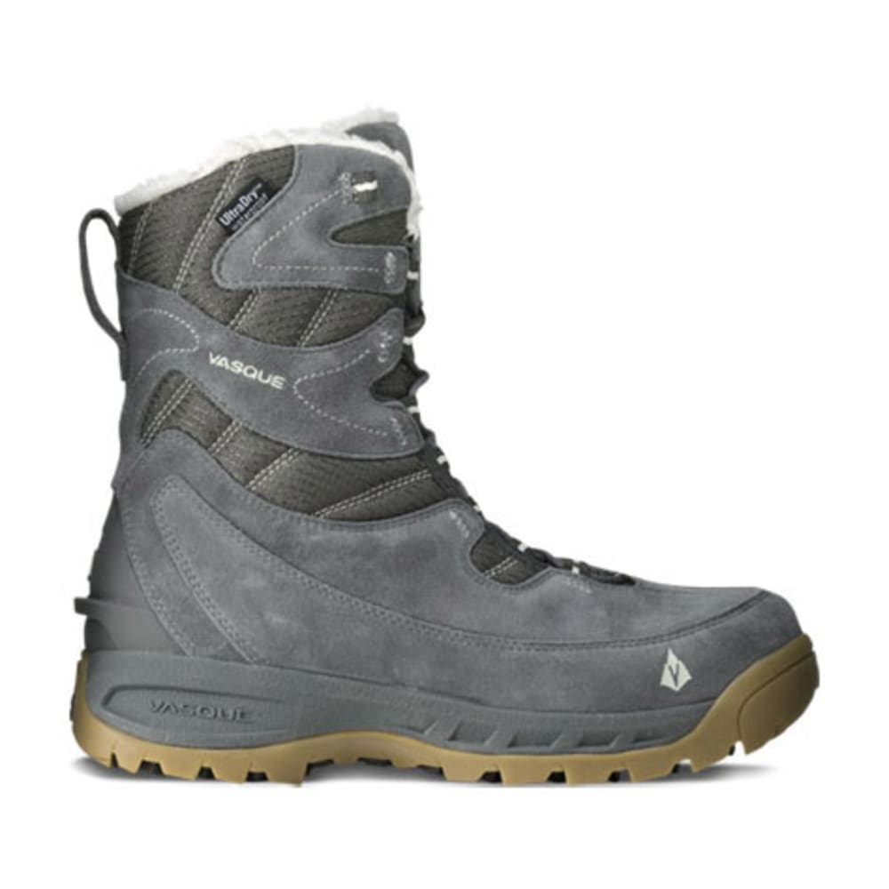 VASQUE Women's Pow Pow UltraDry Winter Boots - GARGOYLE