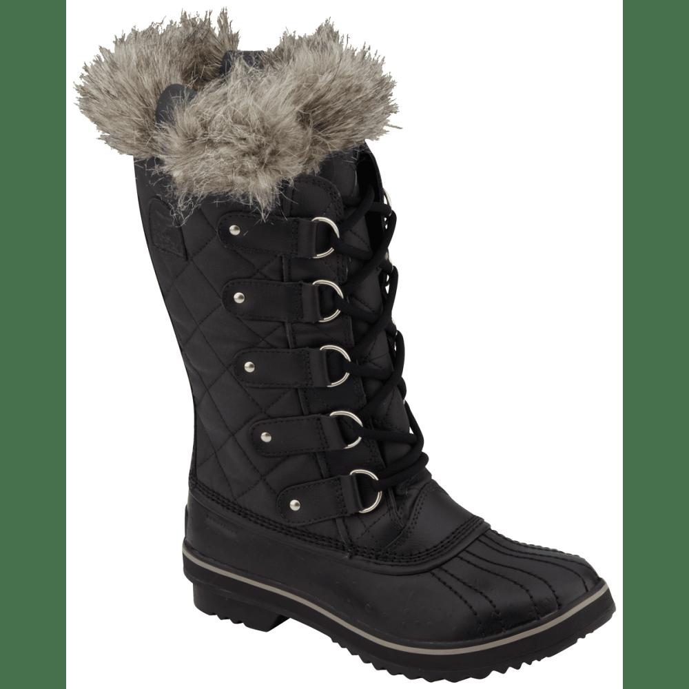 Sorel Women's Tofino Winter Boots - BLACK