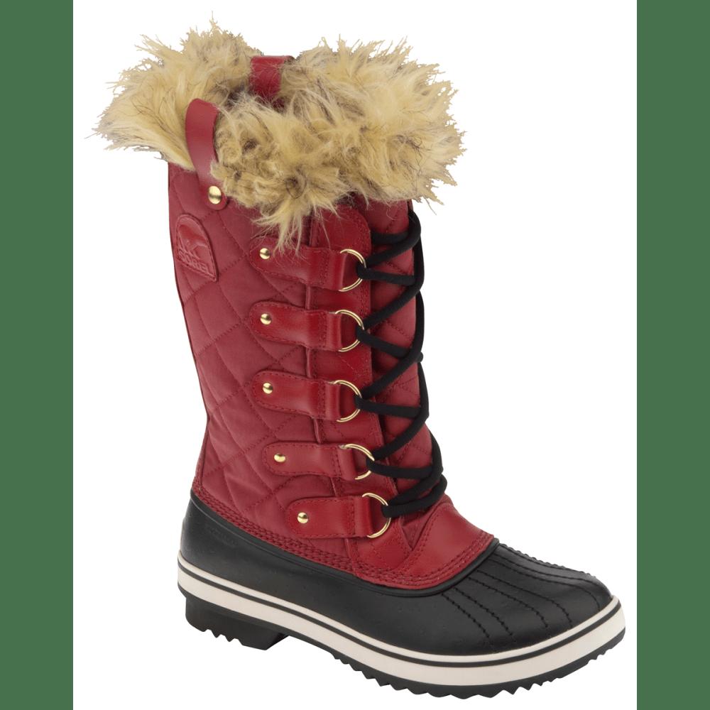Sorel Women's Tofino Winter Boots - RED