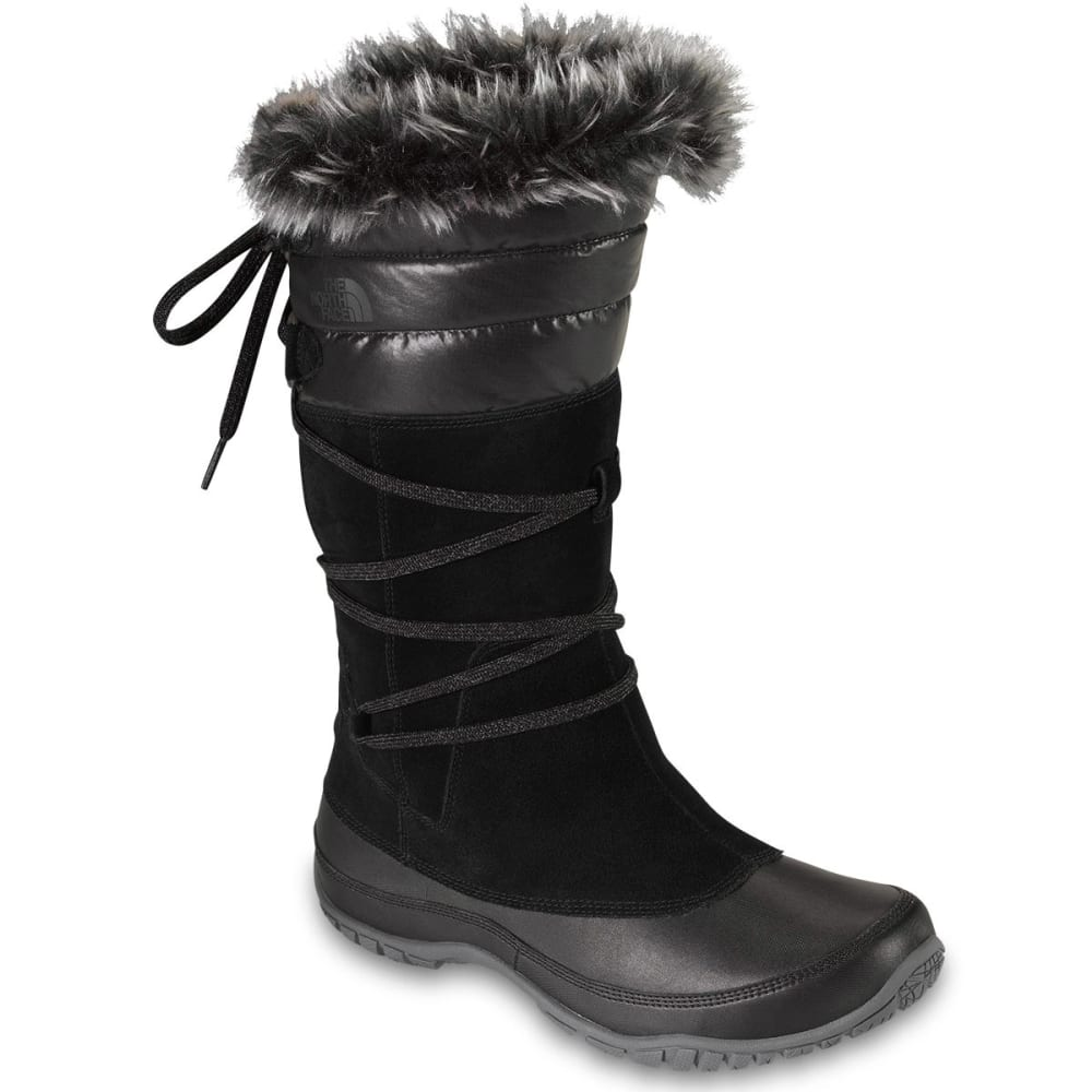 THE NORTH FACE Women's Jozie Purna Winter Boots - BLACK