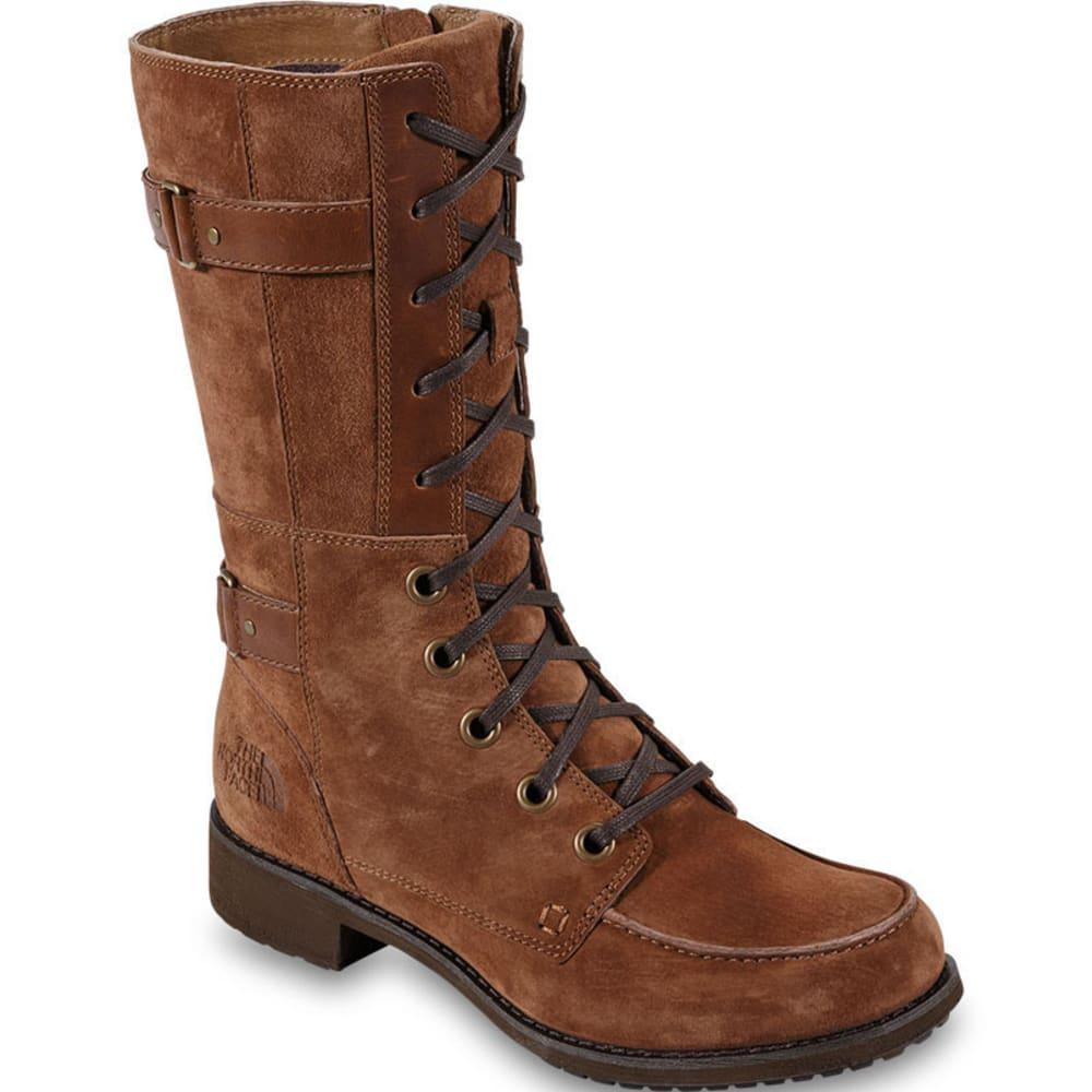 THE NORTH FACE Women's Bridgeton Lace Boots - BROWN