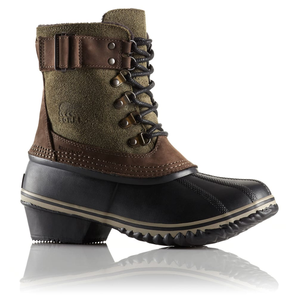 SOREL Women's Winter Fancy™ Lace II Boot - PEATMOSS