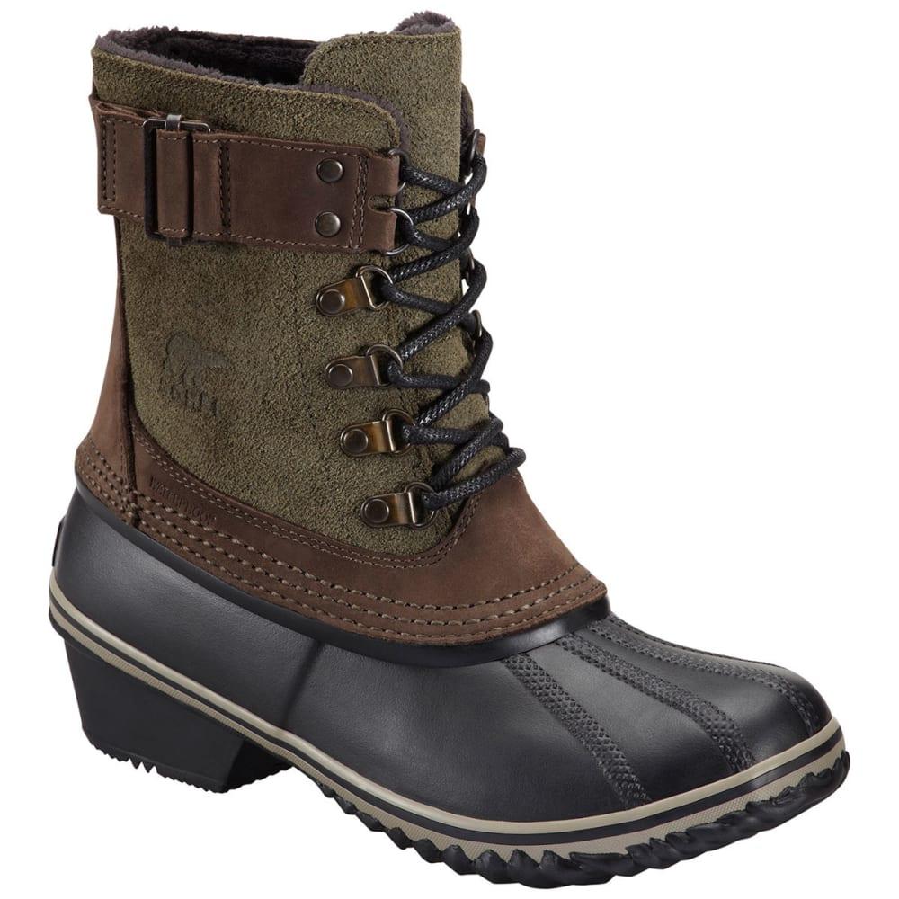 SOREL Women's Winter Fancy™ Lace II Boot - PEATMOSS