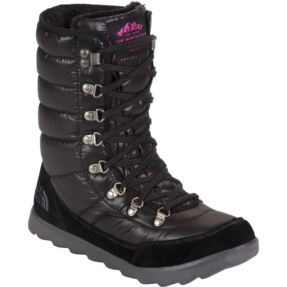 "THE NORTH FACE Women's Thermoball™ Lace 8"" Boots - BLACK"