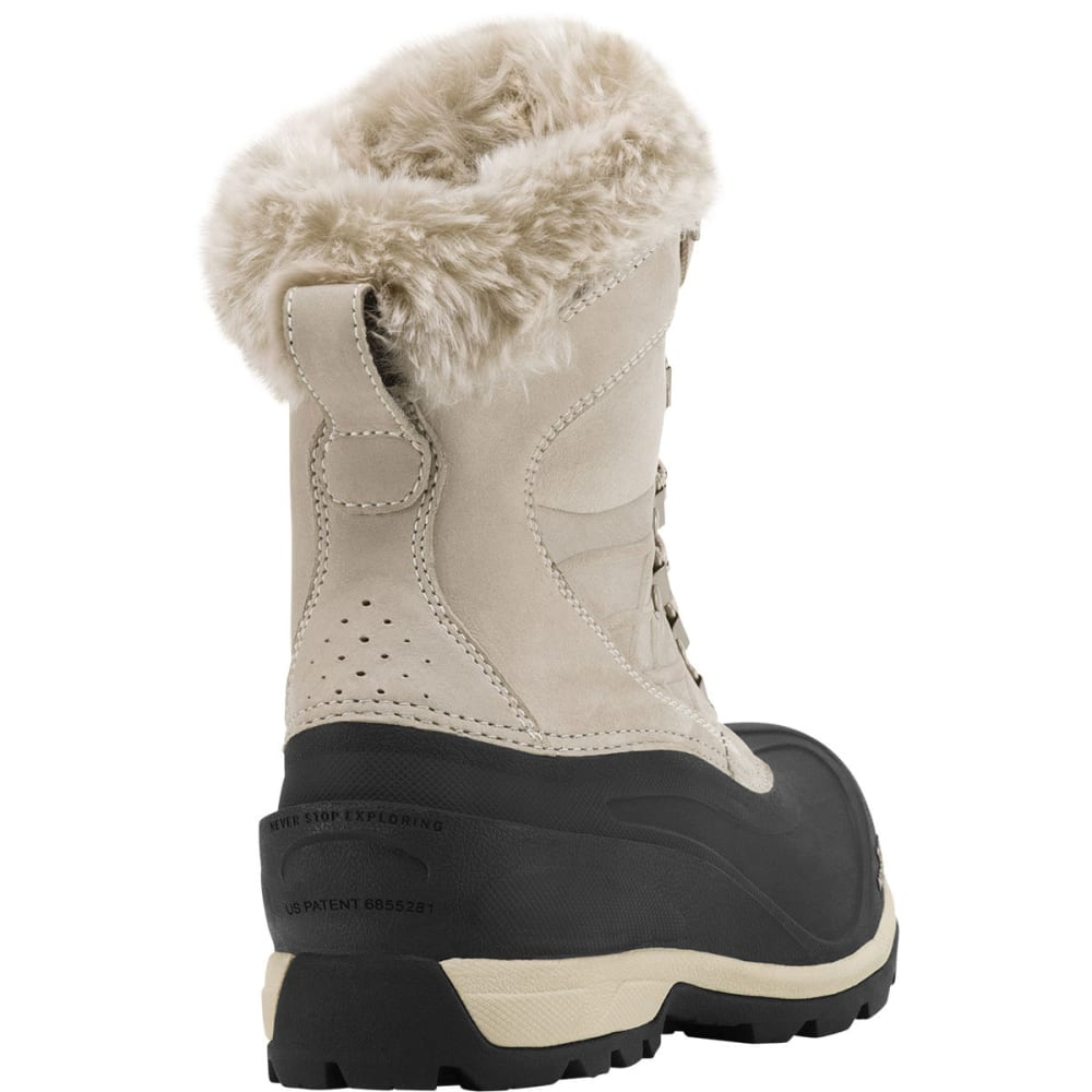 THE NORTH FACE Women's Chilkat 400 Boots - TAUPE/BROWN