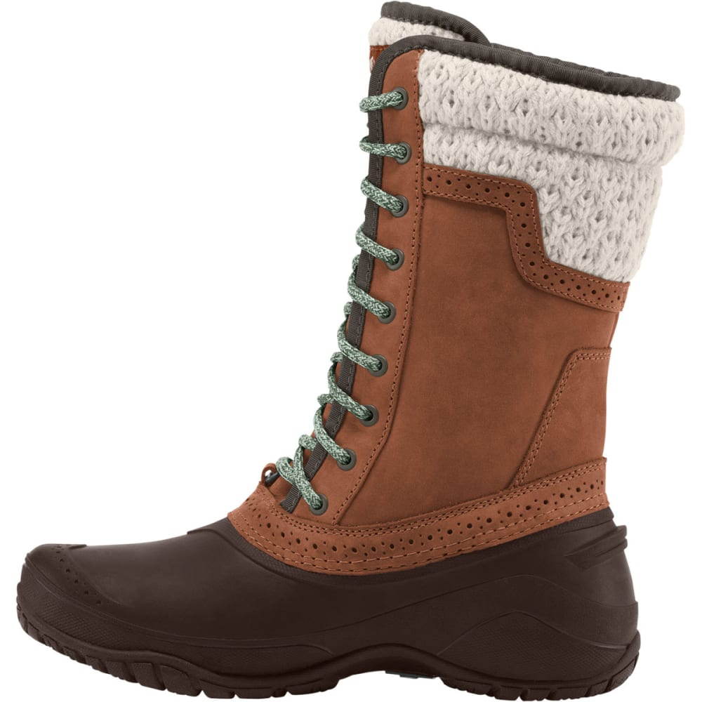 THE NORTH FACE Women's Shellista II Mid Boots - BROWN
