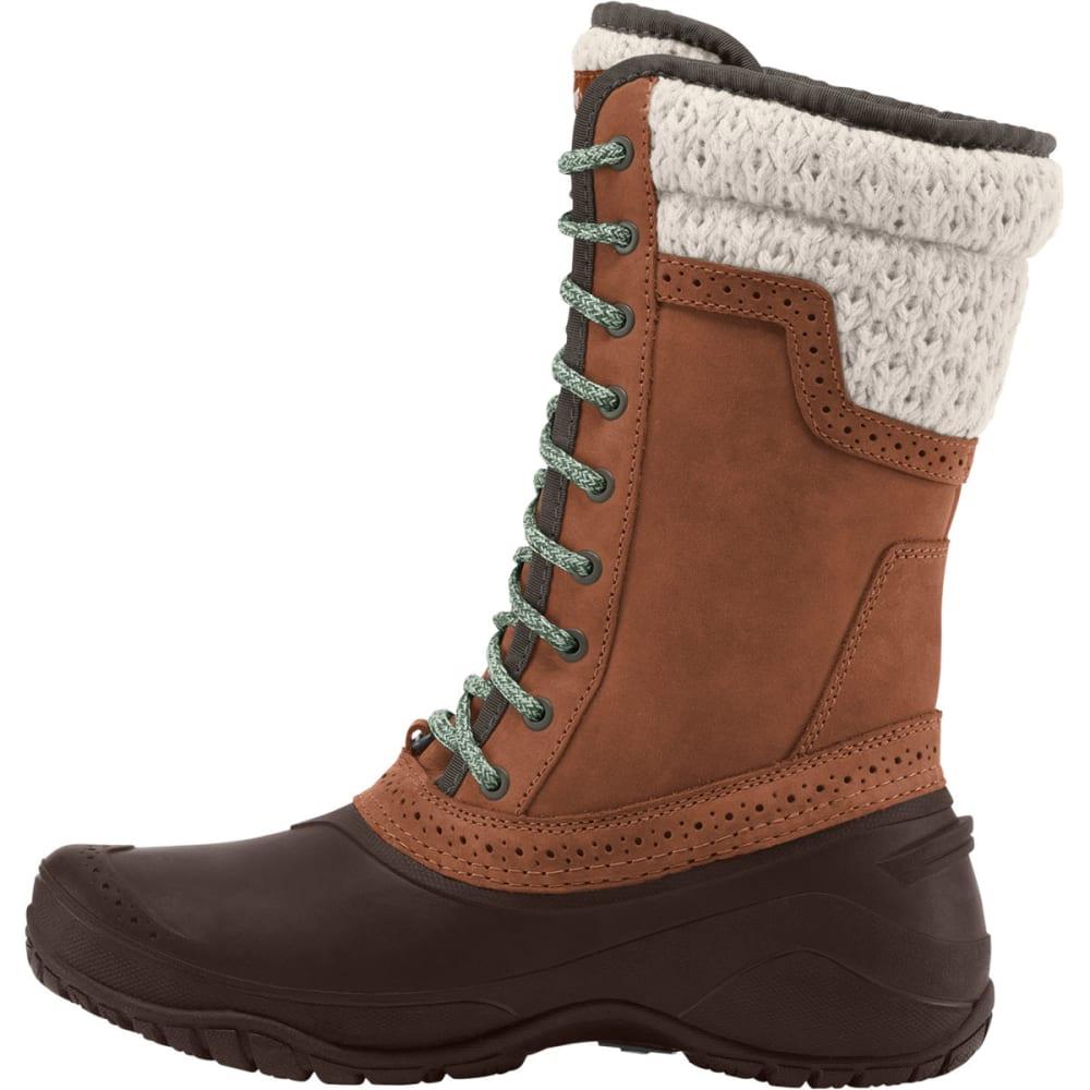 THE NORTH FACE Women's Shellista II Mid Boots - DACHSHUN BRN-T4L