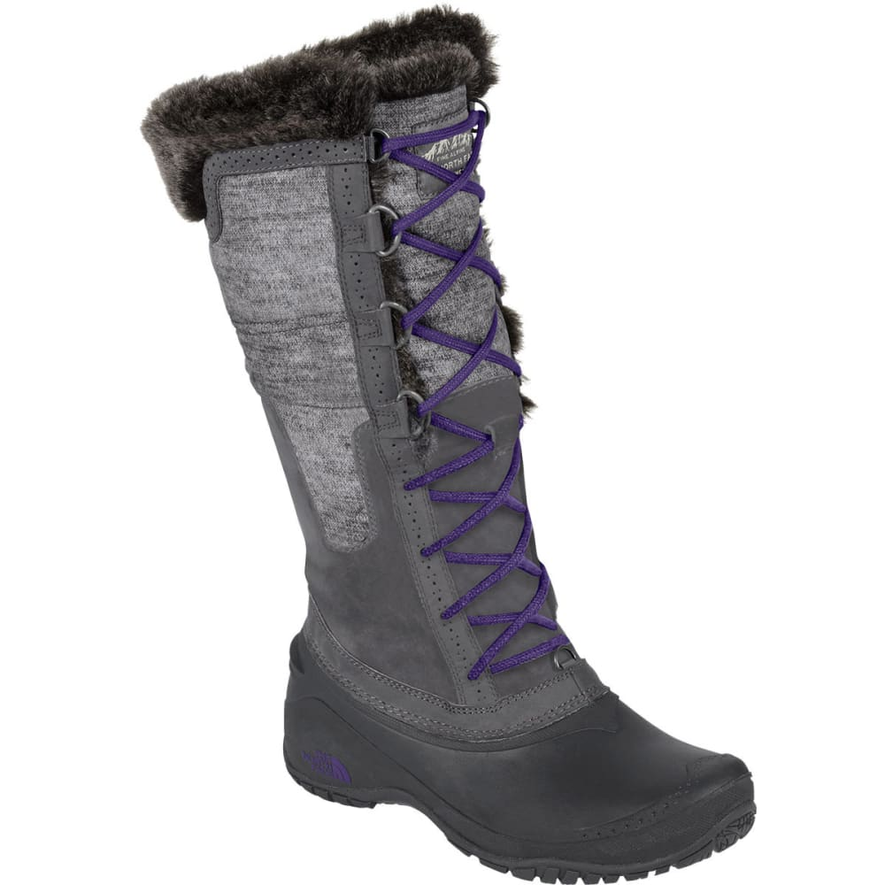 THE NORTH FACE Women's Shellista II Tall Boots - GREY