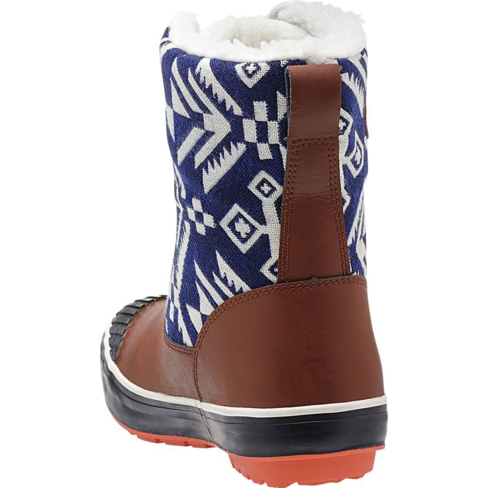 KEEN Women's Elsa Boots - BROWN