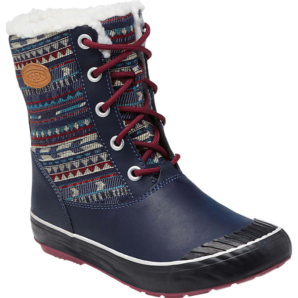 KEEN Women's Elsa Boots - DRESS BLUE