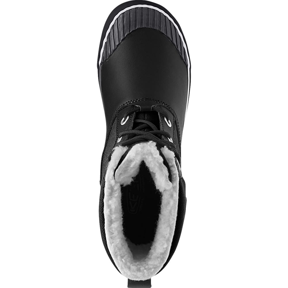 KEEN Women's Elsa Boots, Black - BLACK