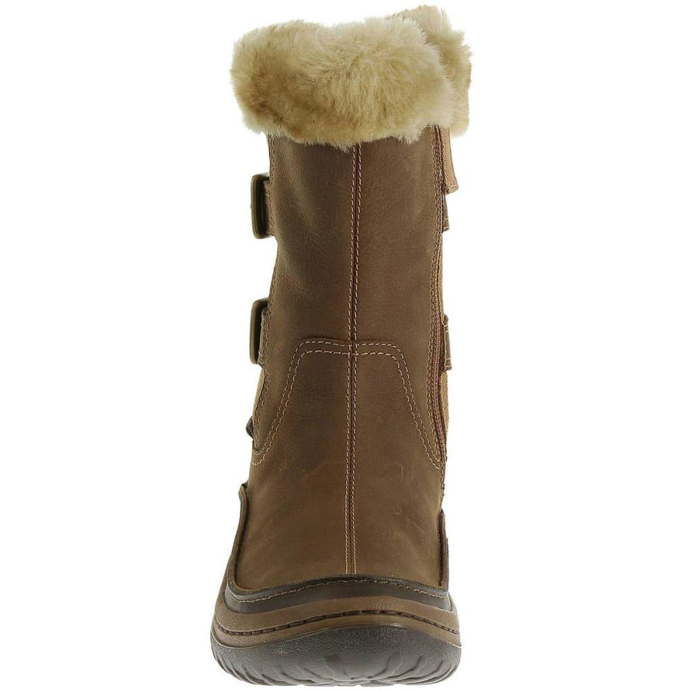 a36bb4db MERRELL Women's Decora Chant Waterproof Winter Boots, Brown Sugar