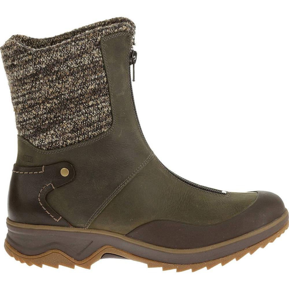 1528face90 MERRELL Women's Eventyr Bond Waterproof Winter Boots, Bungee Cord