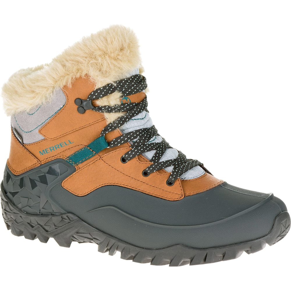 Women's Fluorecein Shell 6 Waterproof Winter Boot
