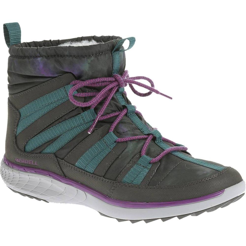 Merrell Pechora Pull Women's Winter Boots Dragonfly
