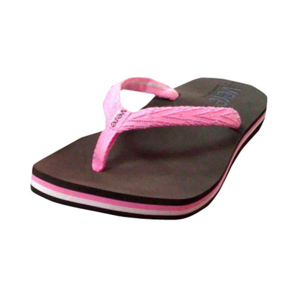 VERE Women's Angie Flip-Flops - PINK