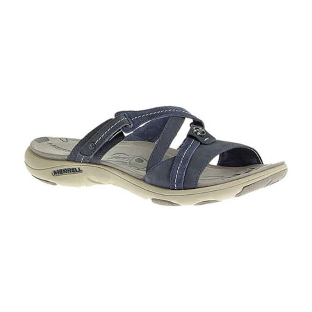 3776cbe750d MERRELL Women  39 s Sway Nubuck Sandals