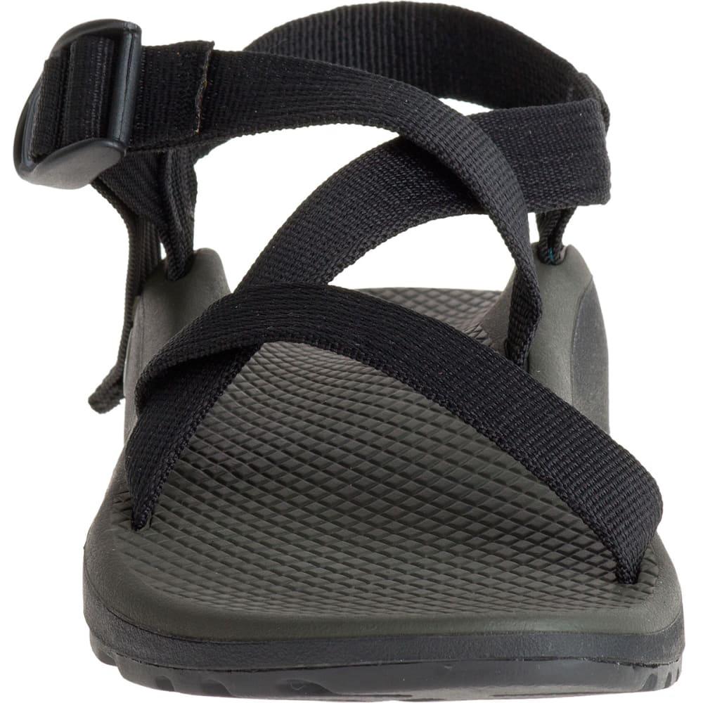 CHACO Women's Z/Cloud Sandals, Black - BLACK