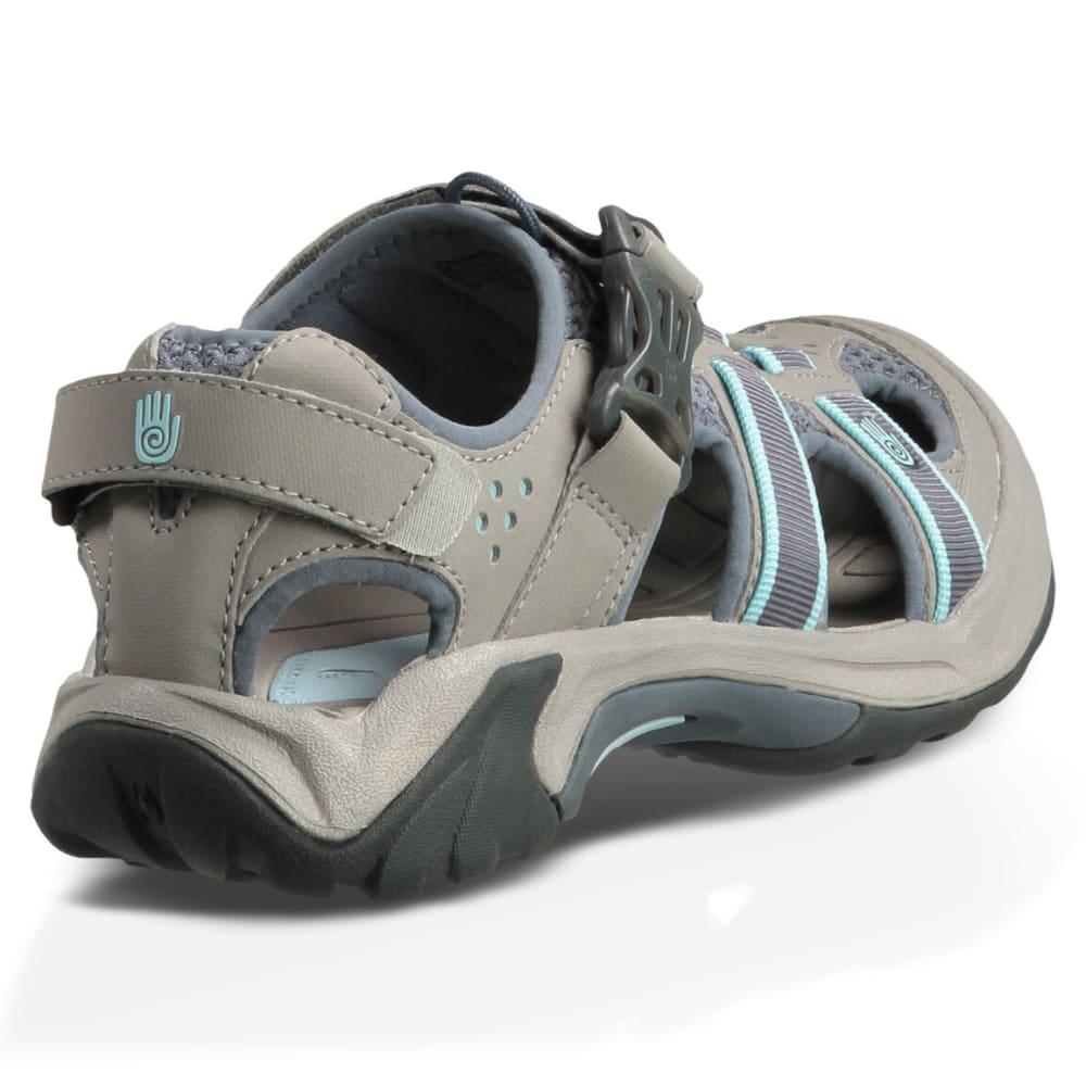 TEVA Women's Omnium Sandals - SLATE-(SLA)
