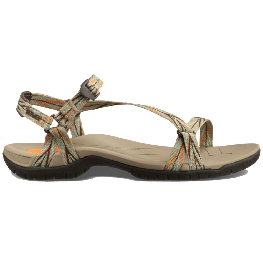 Women's zirra sandals - Teva Women Rsquo S Zirra Sandals Palm
