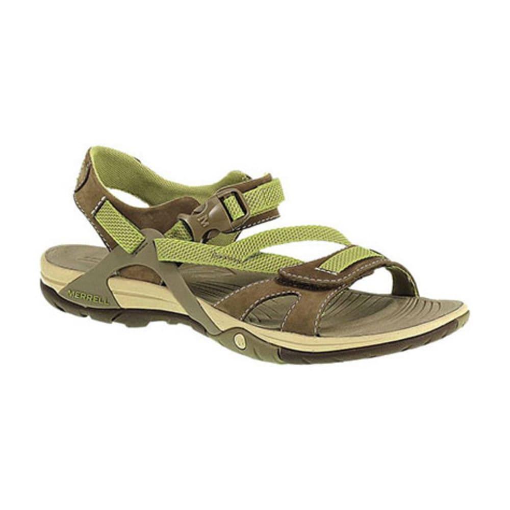 5babe3eeee71 MERRELL Women  39 s Azura Strap Sandals