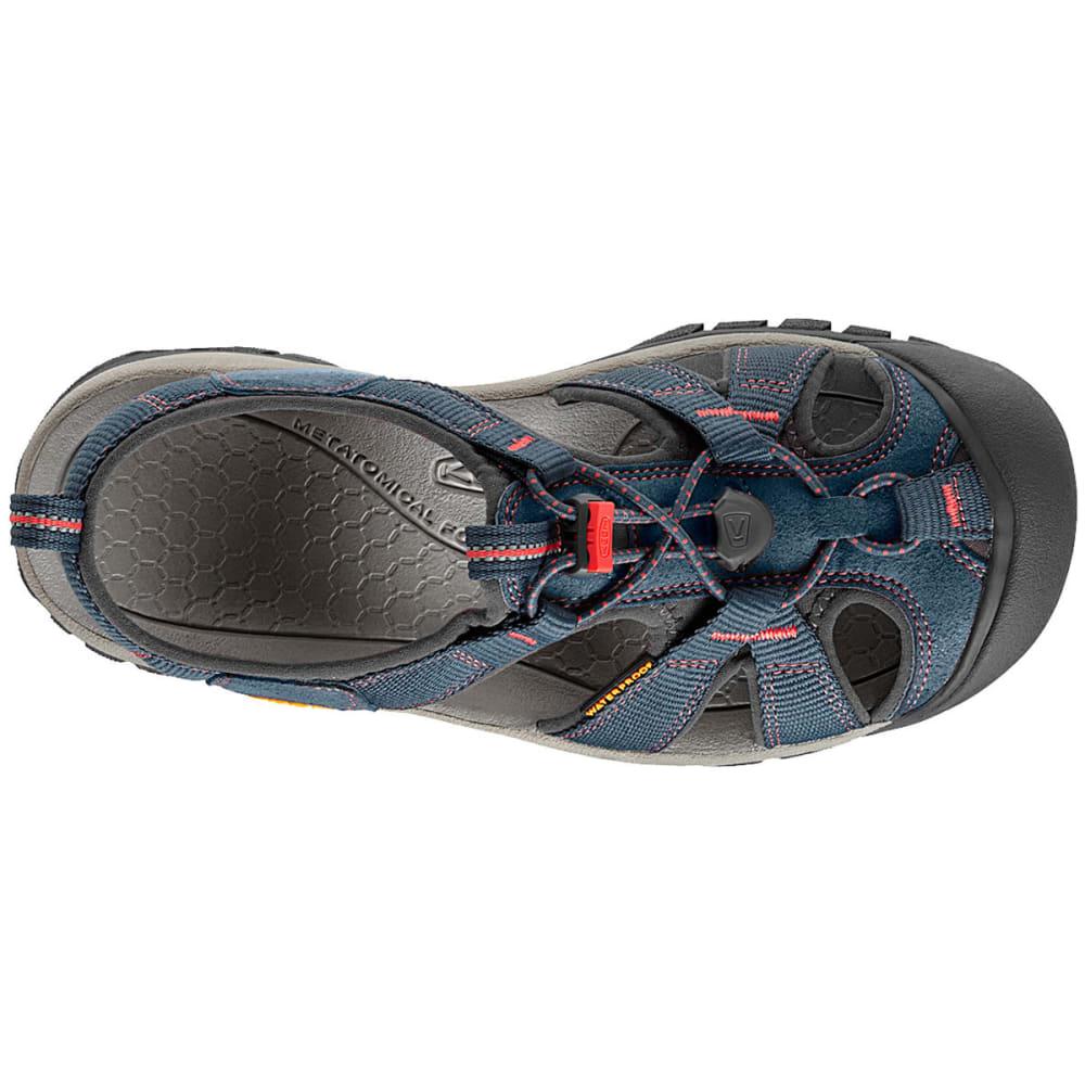 d1ca138a1c KEEN Women's Venice H2 Sandals, Midnight Navy - MIDNIGHT NAVY