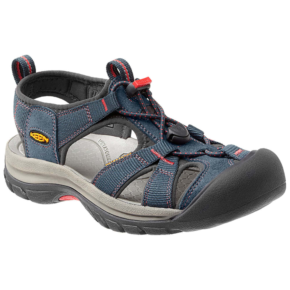 KEEN Women's Venice H2 Sandals, Midnight Navy 8.5