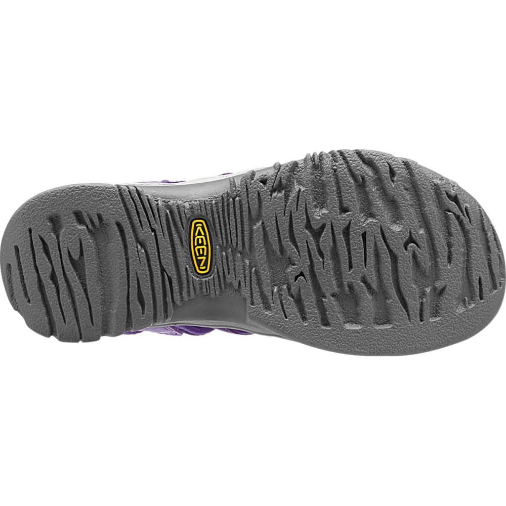 KEEN Women's Whisper Sandals, Parachute/Neutral Gray - PARACHUTE/NEUTRAL GR