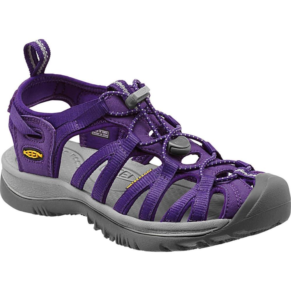 Keen Women S Whisper Sandals Parachute Neutral Gray