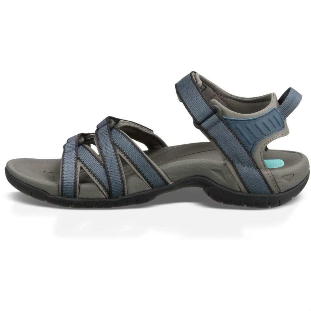 TEVA Women's Tirra Sandals, Bering Sea - BEARING SEA