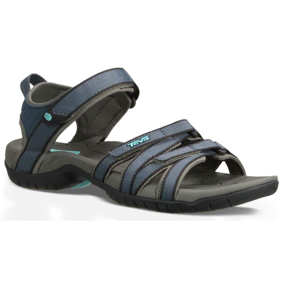 Teva Women's Tirra Sandals, Bering Sea - Blue - Size 6 4266..4