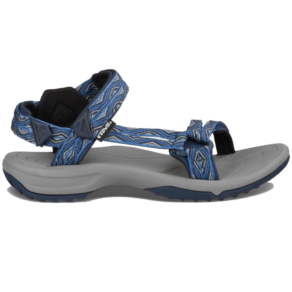 TEVA Women's Terra Fi Lite Sandals - TRUE NO BLUE