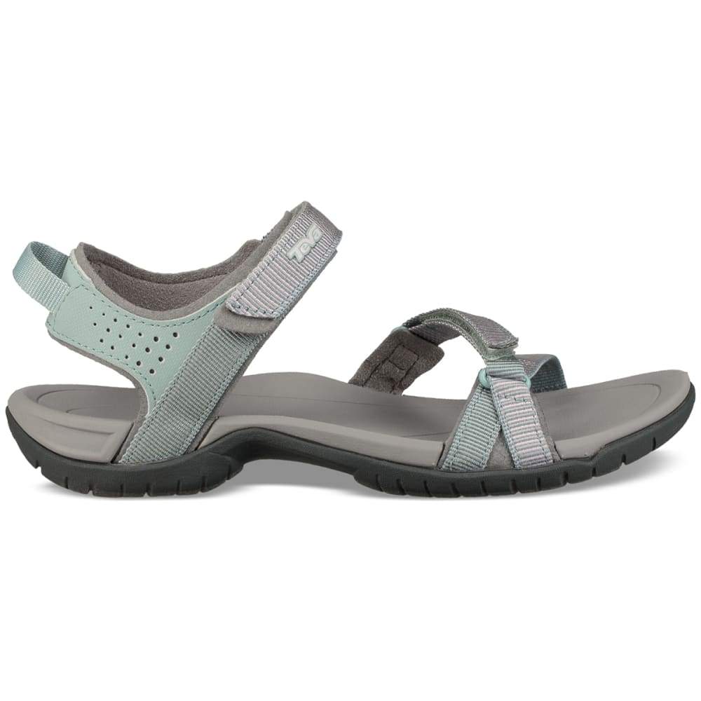 TEVA Women's Verra Sandals - SPI LAD GRY MST-SLGM