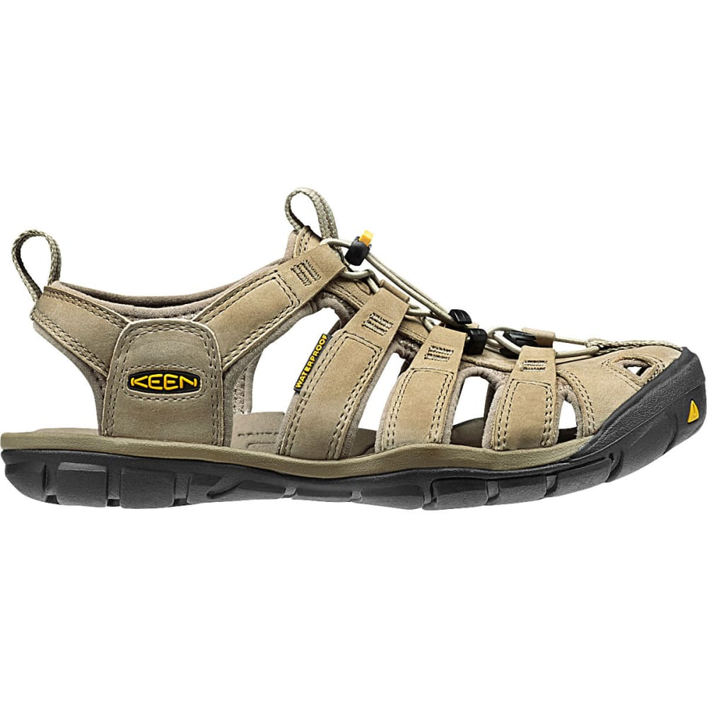 Keen Women S Clearwater Leather Cnx Sandals