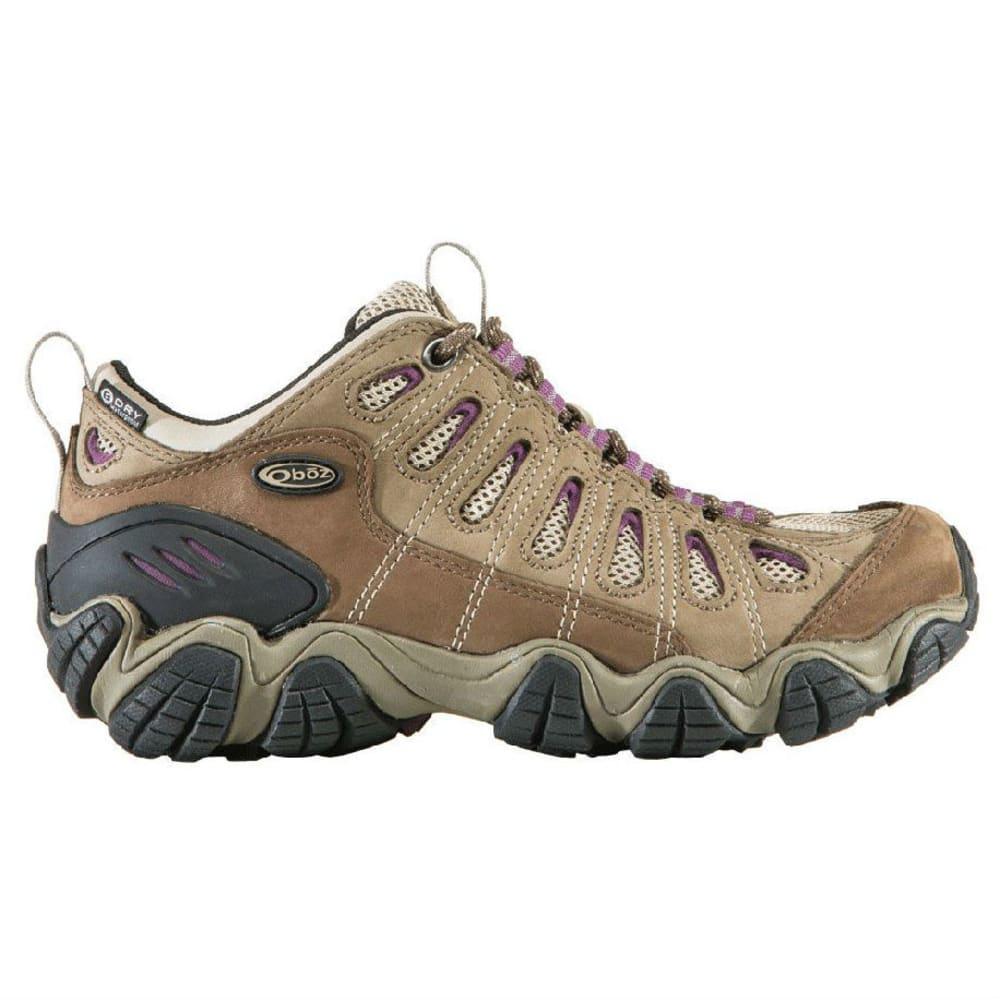 OBOZ Sawtooth Low Bdry Hiking Shoes - Women's discount popular zIIT9B