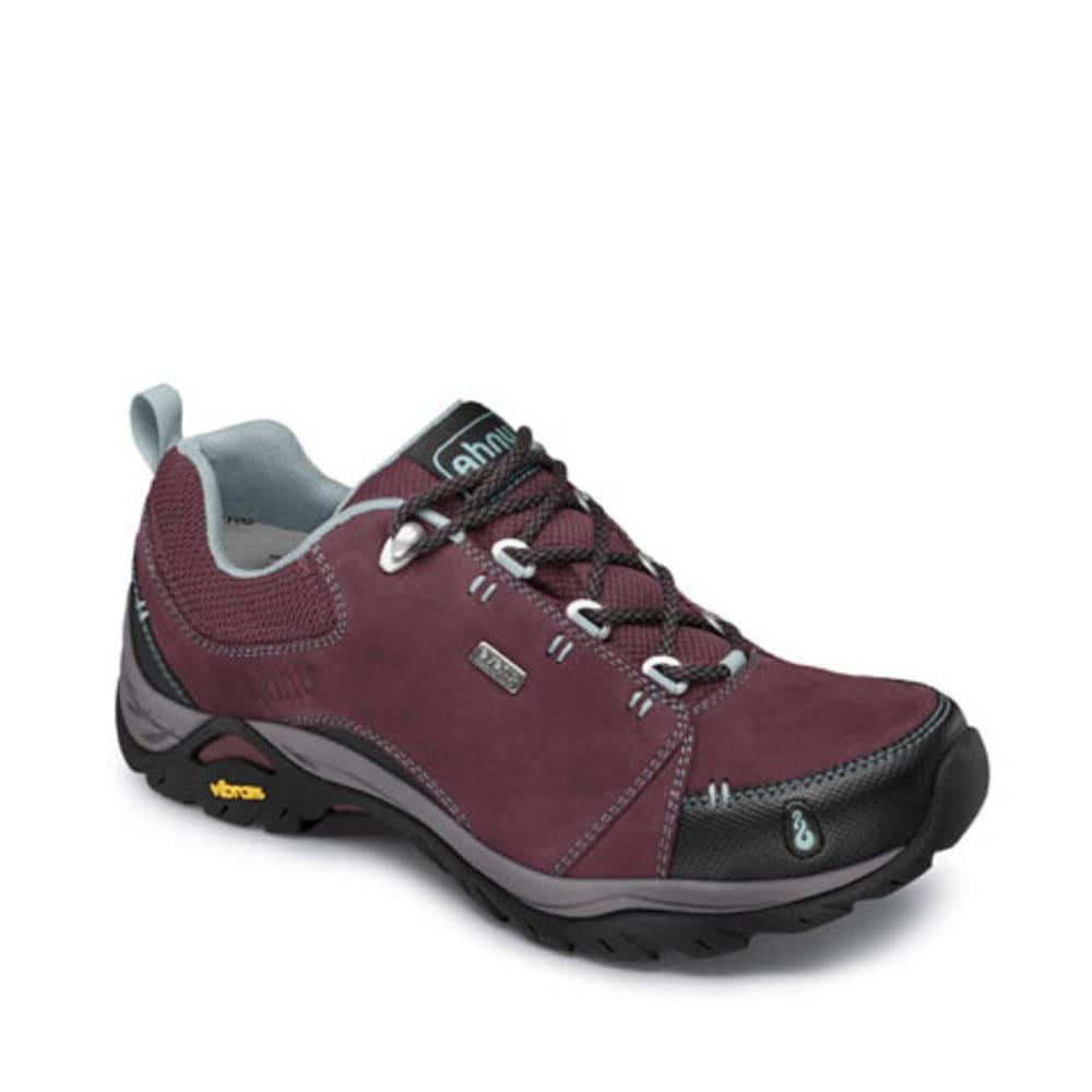 AHNU Women's Montara II WP Hiking Shoes - WINETASTING