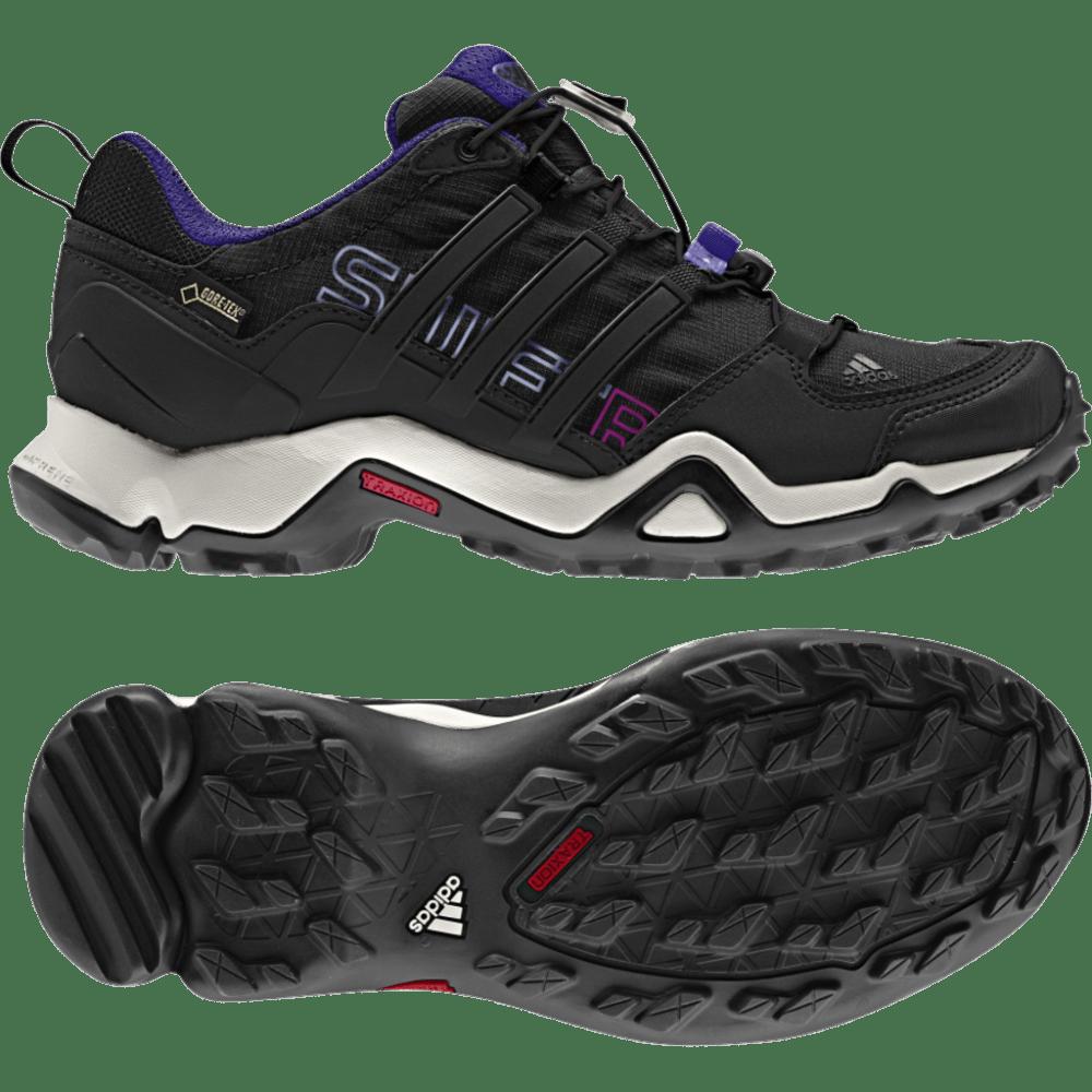 222997516 ADIDAS Women  39 s Terrex Swift R GTX Hiking Shoes - BLACK