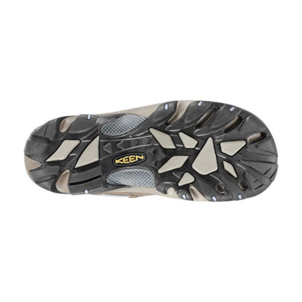 KEEN Women's Targhee II Hiking Shoes, Dark Earth/Allure - DARK EARTH