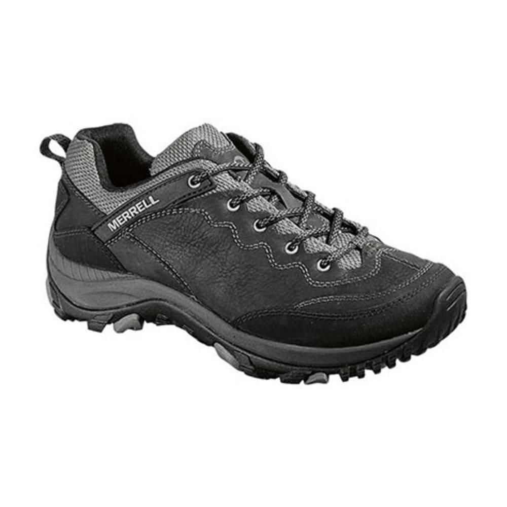 scheiding schoenen enorme selectie van hete verkoop MERRELL Women's Salida Trekker Hiking Shoes, Black