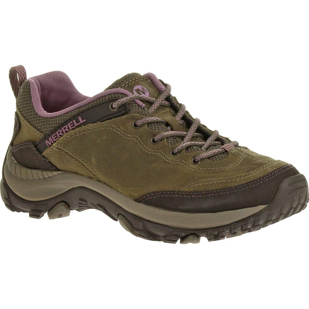 Merrell Women S Salida Trekker Hiking Shoes Brindle