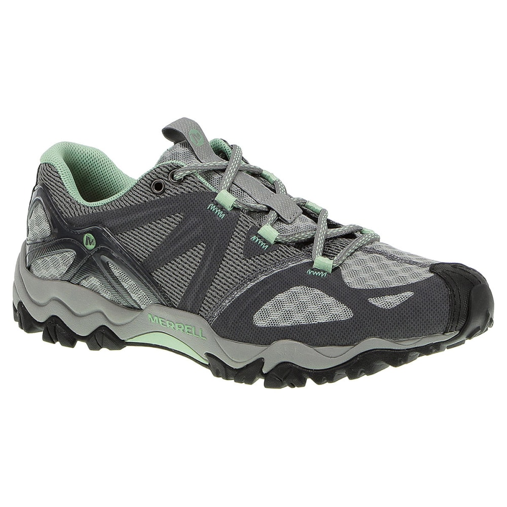MERRELL Women's Grassbow Air Hiking Shoes - GRANITE