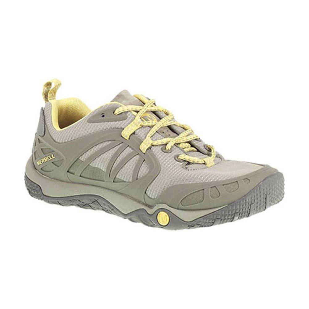 9ff477d0d38 MERRELL Women's Proterra Vim Sport Hiking Shoes, Aluminum ...