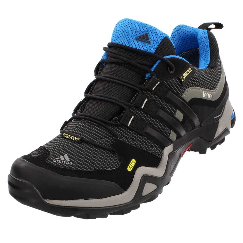 ADIDAS Women's Terrex Fast X GTX Hiking Shoes, Carbon - CARBON/BLACK